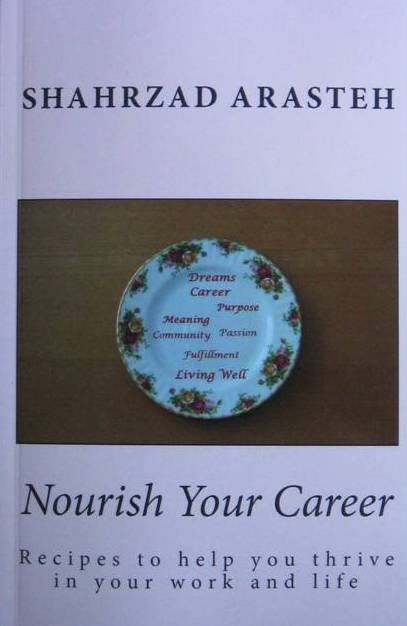 Nourish Your Career Cover